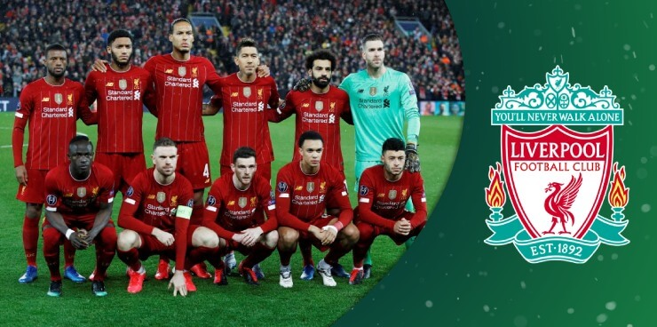 A Liverpool történelmi magasságokban