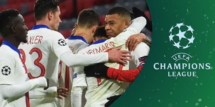 Bayern München-PSG (2:3), Bajnokok Ligájá 2021.04.07.