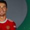 Cristiano Ronaldo a jelenlegi Manchester United - 2021