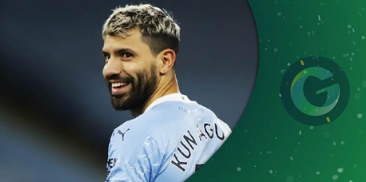 Sergio Agüero: Manchester City - 2021.04.02.