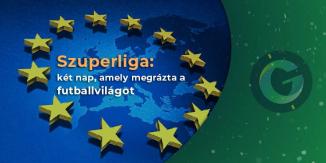 Alig két napig élt az európai top klubok által megalapított Szuperliga.