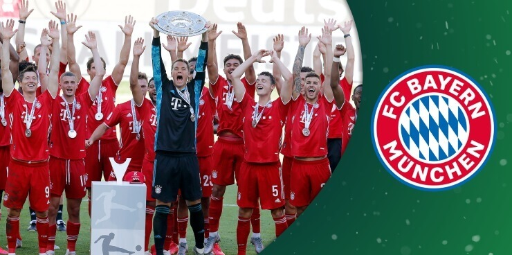 Újra bajnok a Bayern München