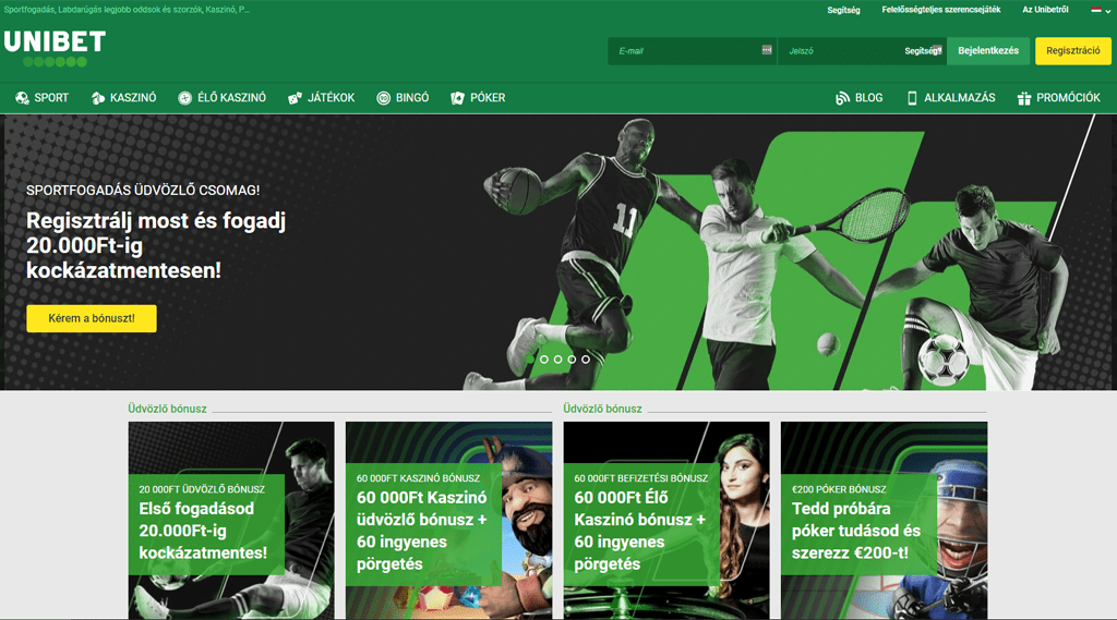 unibet hungary home